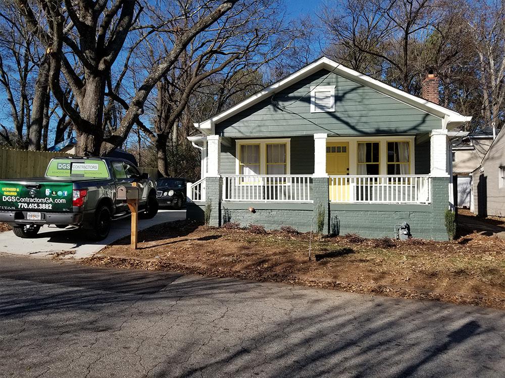 Home Remodeling Atlanta Dgs Contractors